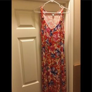 Spense Dresses - Floral very stretchy quality maxi dress